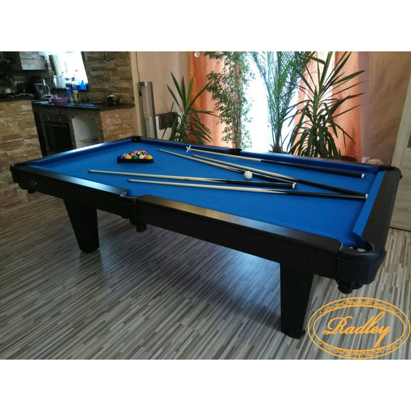 Blue Pool Table #19 - ... 6FT Prime Pool Table ...