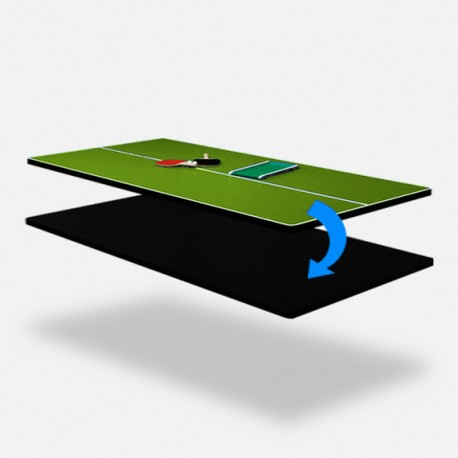 7ft Reversible Dining Table / Table Tennis Top