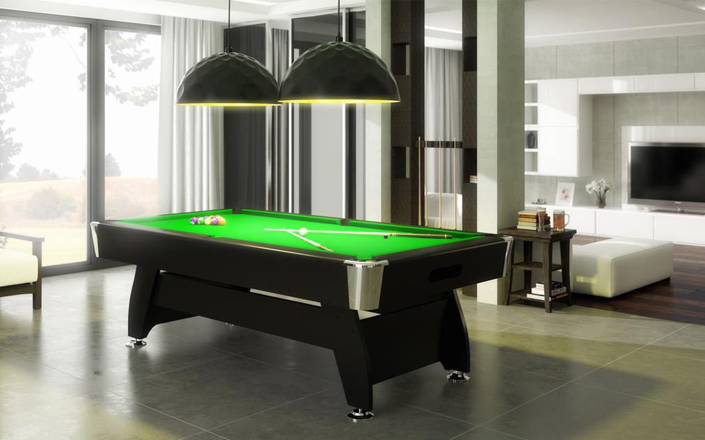 Diamond 7ft Mdf Bed Pool Table Radley Pool Tables