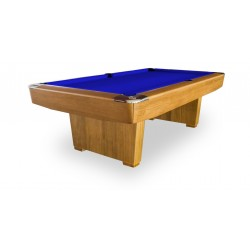 Modern Pool Table Slate Bed Europool ® 8FT Free Accessories Custom Cloth Options