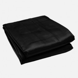 Black Europool pool table cover