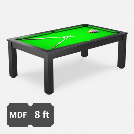The Radley VERSO 8ft Pool Table