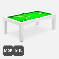 The Radley VERSO 9ft Pool Table
