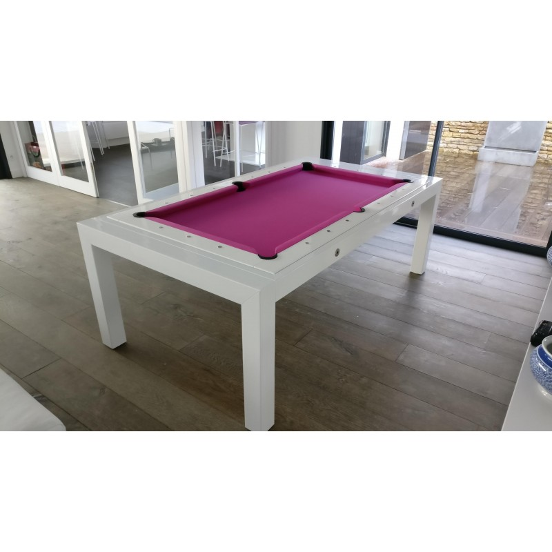 6ft Rollover Pool Table Portland Slate Bed