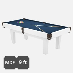 Prime 9FT MDF Bed Pool Dining Table