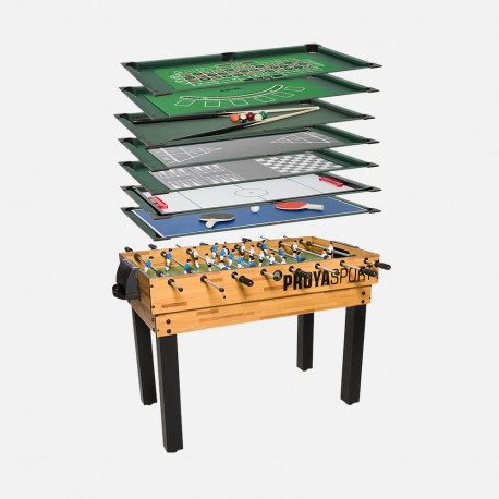 Multigame Table Football 15 in 1